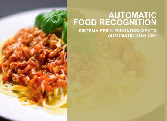 sistema per il riconoscimento automatico del cibo