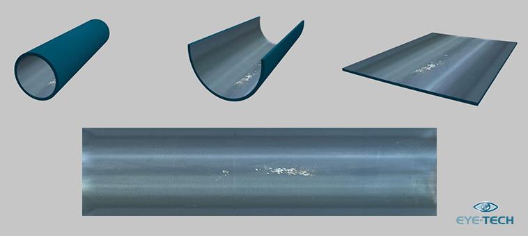 pipe unfolding progetto svipcf