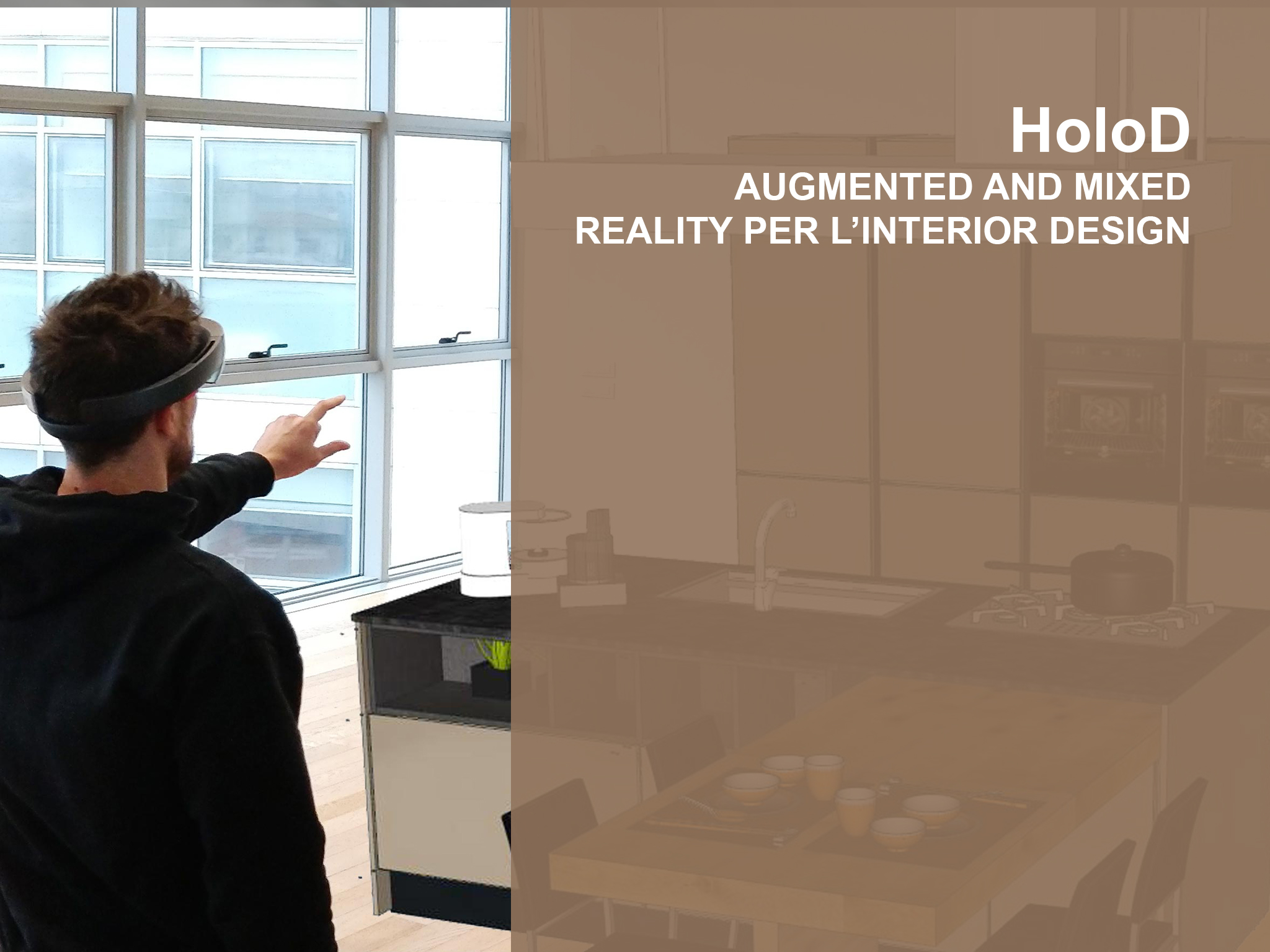 Augmented and Mixed Reality for Interior Design